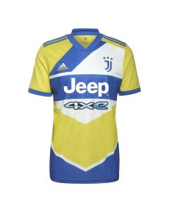 Front of the Juve 21-22 Third Jersey.