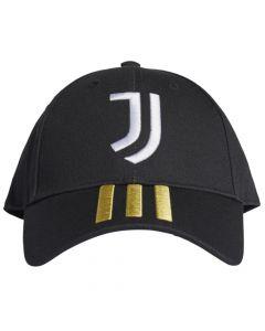 Juventus Black Baseball Cap 2020/21