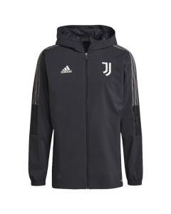 Juventus 21/22 carbon presentation jacket