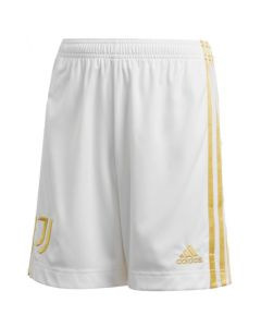 Juventus home football shorts 20/21