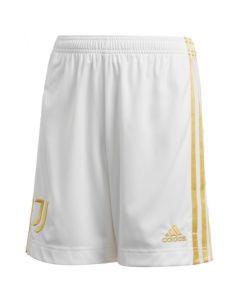 Juventus junior home shorts 20/21
