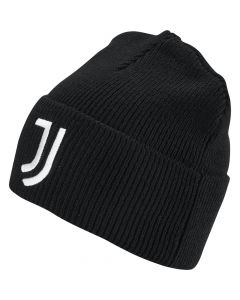 Juventus Black Woolie Hat 2020/21