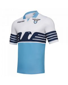 Lazio Macron Home Shirt 2018/19 (Adults)