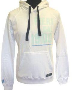 Lazio White Fan Hoody 2013-14