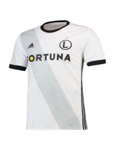 Legia Warsaw Adidas Home Shirt 2018/19 (Adults)