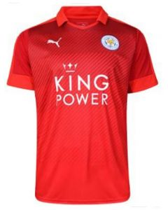 Leicester City Away Football Shirt 2016-17