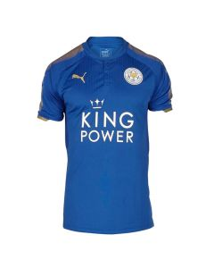 Leicester City Kids Home Shirt 2017/18