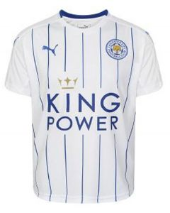 Leicester City Kids Third Football Shirt 2016-17