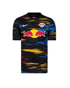 Front view of the RB Leipzig 21-22 Away Shirt