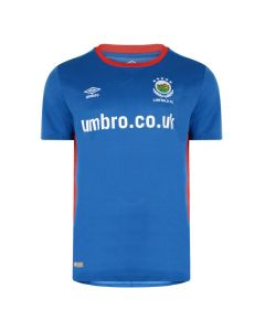 Linfield Umbro Home Shirt 2017/19 (Adults)
