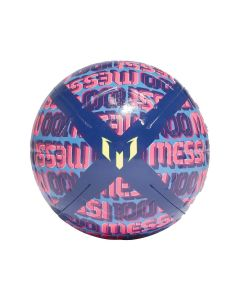 This is the front view of the new Lionel Messi club football.