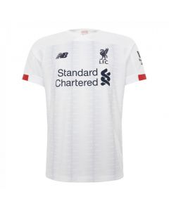 Liverpool Away Football Shirt 2019/20
