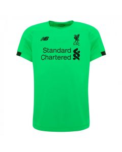 Liverpool Kids Away Goalkeeper Shirt 2019/20