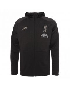 Liverpool Dark Grey Travel Hoodie 2019/20