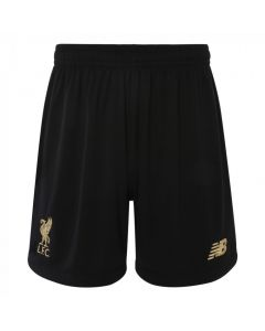 Liverpool Kids Home Goalkeeper Shorts 2019/20