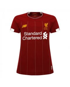 Liverpool Women's Home Shirt 2019/20