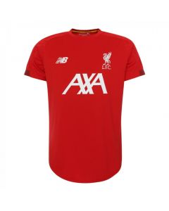 Liverpool Red On Pitch Jersey 2019/20