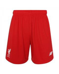 Liverpool Kids Red On Pitch Knit Shorts 2019/20