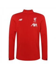 Liverpool Red On Pitch Mid Layer Top 2019/20
