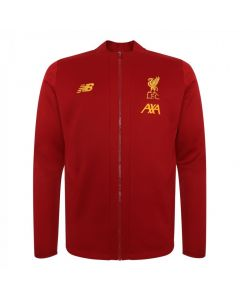Liverpool Kids Red Pre Game Jacket 2019/20