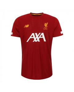 Liverpool Kids Red Pre Game Jersey 2019/20