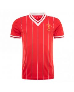 Liverpool 1984 Rome Home Shirt