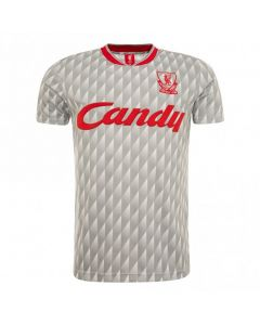Liverpool 1989 Candy Away Shirt
