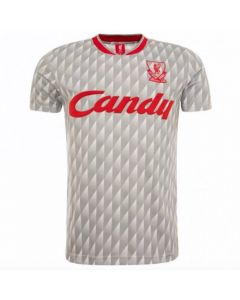 Liverpool 1989 retro away jersey
