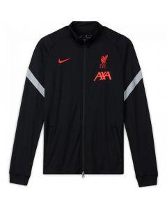 Liverpool Black Strike Jacket 2020/21