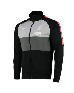 Liverpool Kids Black/Red I96 Anthem Jacket 2020/21