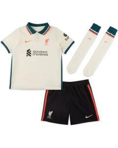 Liverpool Kids Away Kit 2021/22