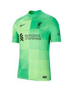 Liverpool Kids Home Goalkeeper Shirt 2021/22