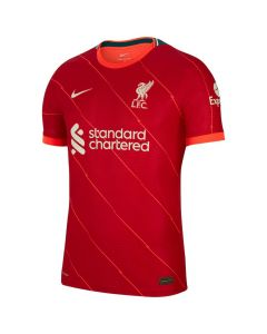Liverpool Match Jersey 2021/22 Front View