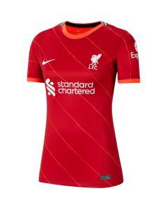 Liverpool Womens Home Shirt 2021/22