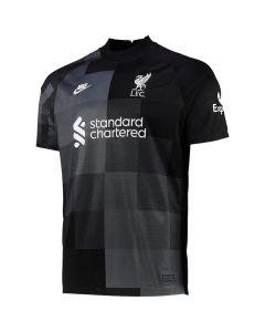 Liverpool Kids Third Goalkeeper Shirt 2021/22