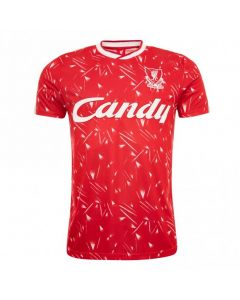 Liverpool 1989 Candy Home Shirt