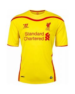 Liverpool Away Jersey 2014 – 2015
