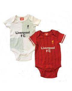 Liverpool Baby Bodysuits 2017/18