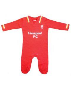 Liverpool Baby Sleepsuit 2015 - 2016