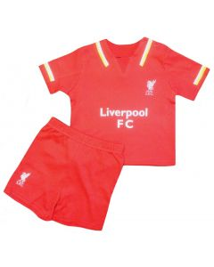 Liverpool Baby T-Shirt and Shorts Kit 2015 - 2016