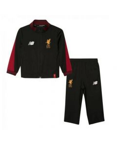Liverpool Infants Training Presentation Suit 2017/18 (Black)