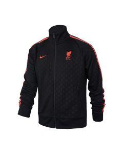 Liverpool Black N98 Jacket 2021/22