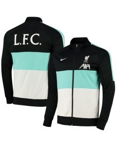 Liverpool 20/21 black track jacket