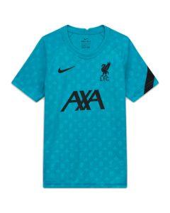 Liverpool blue pre-match top 20/21