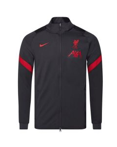 Liverpool 20/21 dark grey strike training jacket