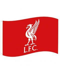 Liverpool Crest Flag