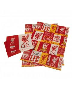 Liverpool Gift Wrap