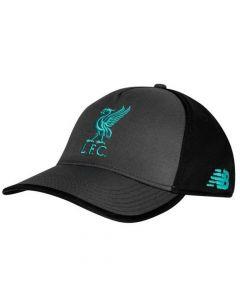 Liverpool Grey/Black Elite Baseball Cap 2019/20