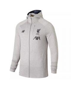 Liverpool Grey Hoodie