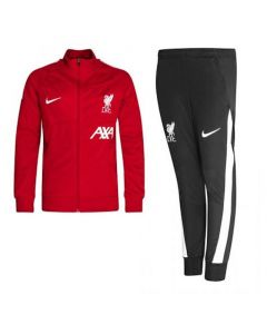 Liverpool kids academy red tracksuit 21/22
